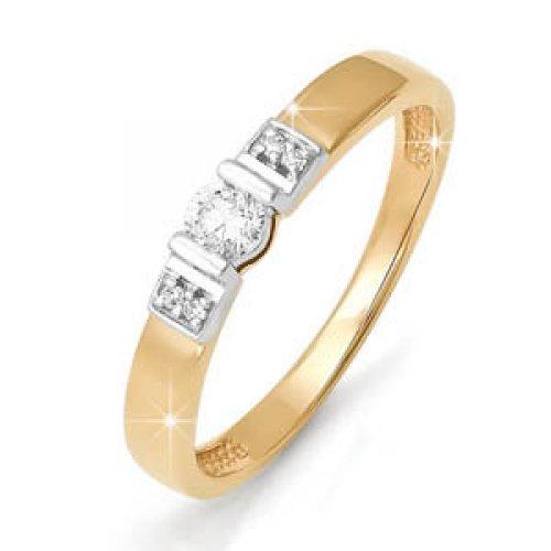 бр110144 Золотое кольцо