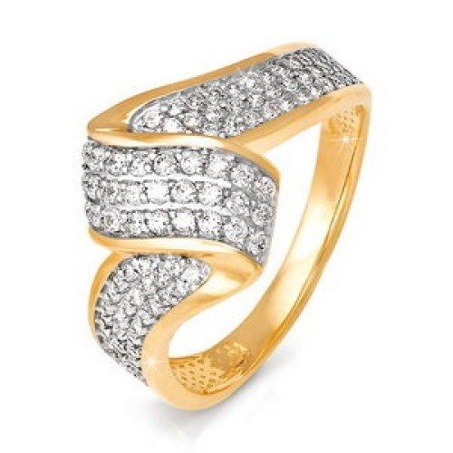 бр110019 Золотое кольцо