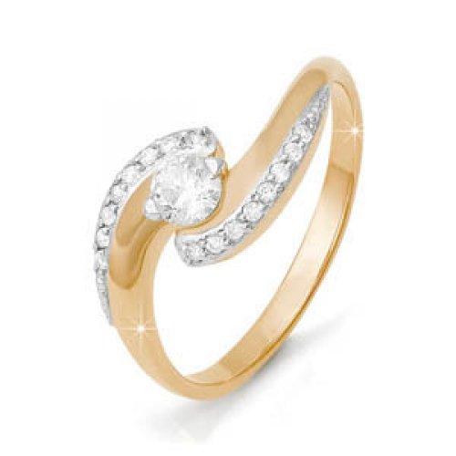 бр110123 Золотое кольцо