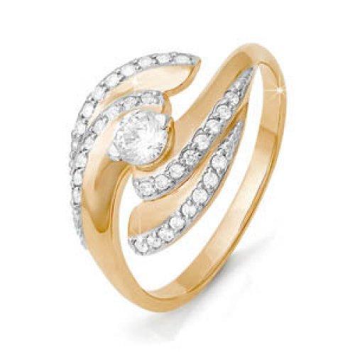 бр110131 Золотое кольцо