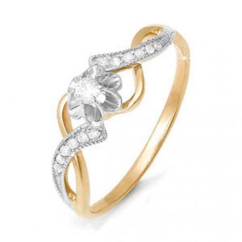 бр110109 Золотое кольцо