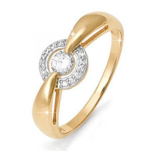бр110137 Золотое кольцо