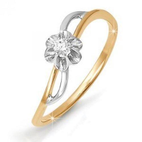 бр110110 Золотое кольцо