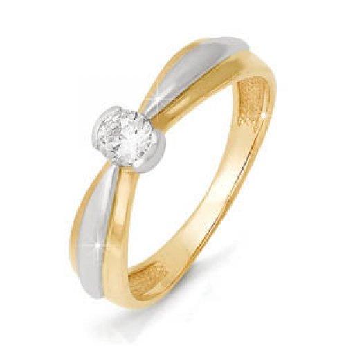 бр110098 Золотое кольцо