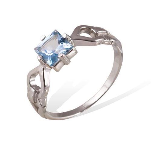 1078р Серебряное кольцо