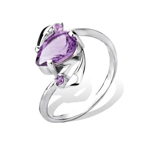 1898р Серебряное кольцо