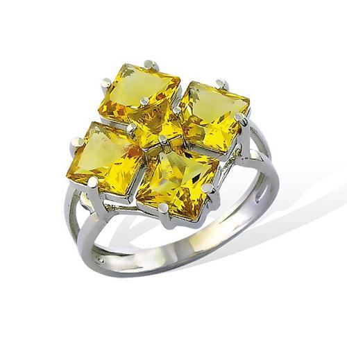 1609р Серебряное кольцо