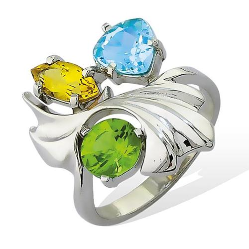 1664р Серебряное кольцо
