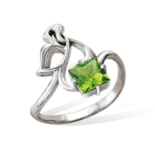 1902р Серебряное кольцо