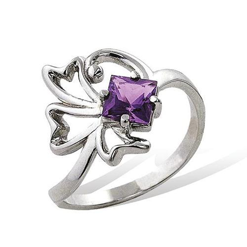 1904р Серебряное кольцо