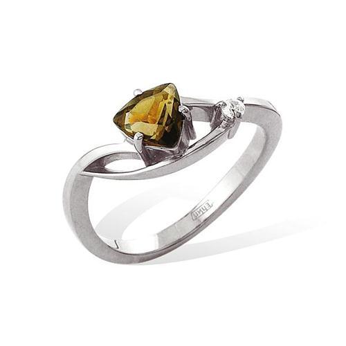1961р Серебряное кольцо