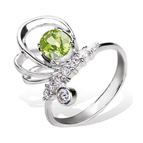 1722р Серебряное кольцо