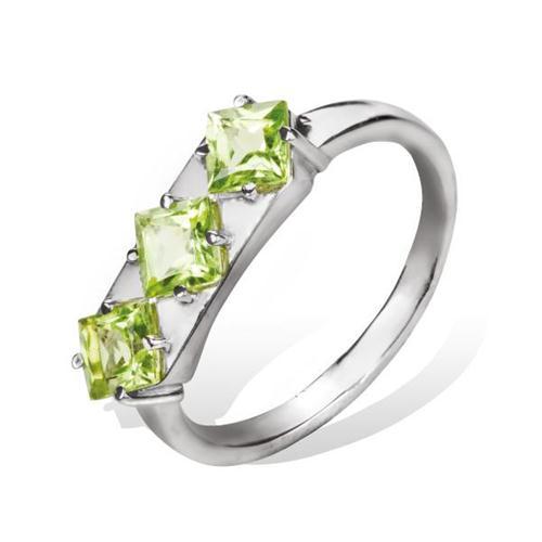 1035р Серебряное кольцо