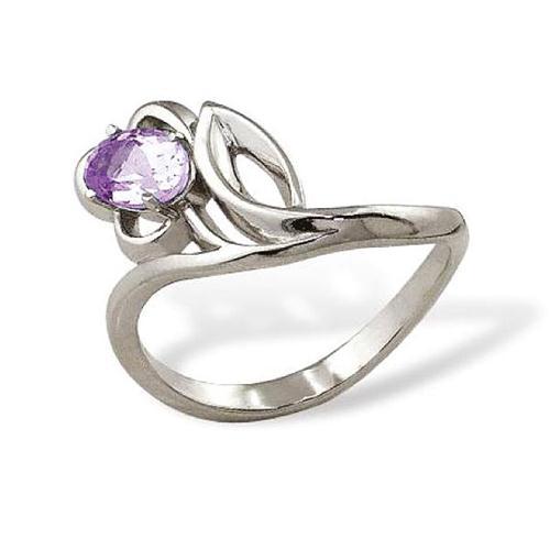 1056р Серебряное кольцо