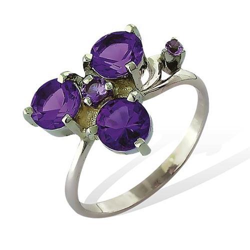 1631р Серебряное кольцо