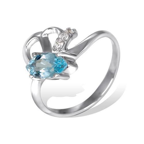 1704р Серебряное кольцо