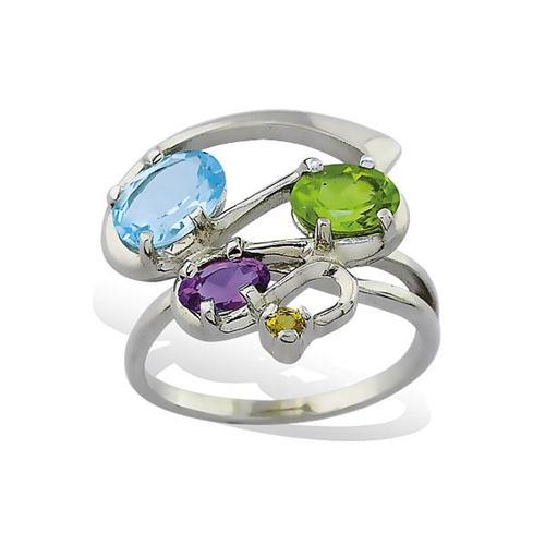 1210р Серебряное кольцо
