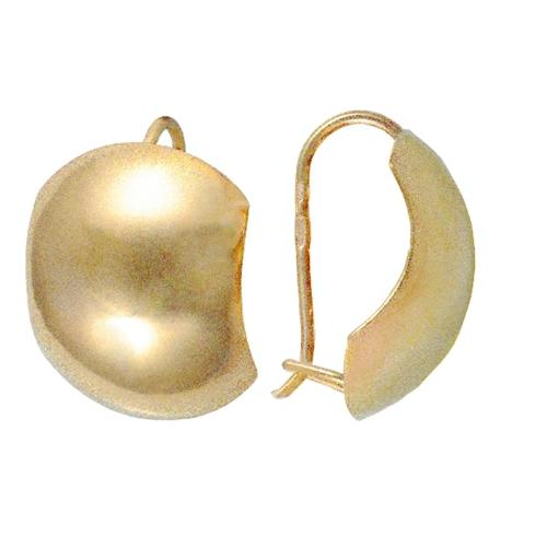 Золотые серьги арт. 2-0943 2-0943