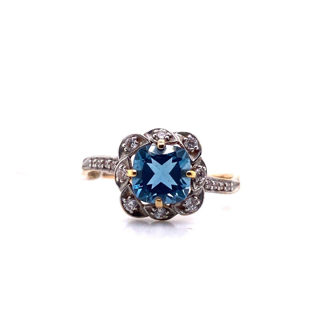 Золотое кольцо 1206613Тл