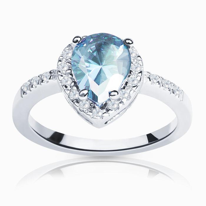 00660 Серебряное кольцо