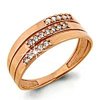 61165а Золотое кольцо