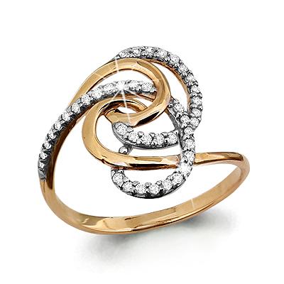 62839а Золотое кольцо