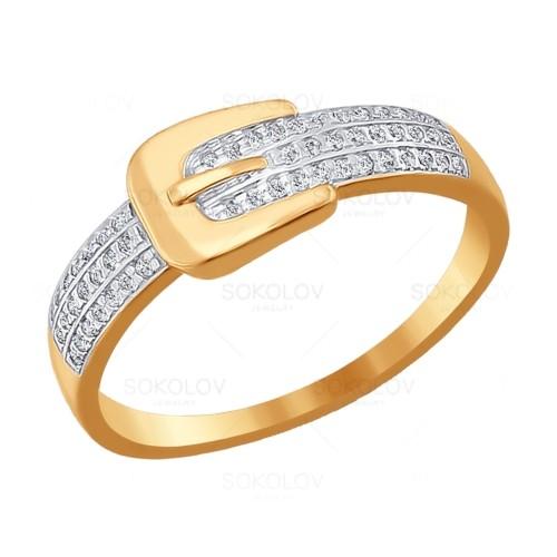 015815 Золотое кольцо