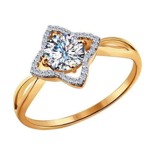 81010095 Золотое кольцо