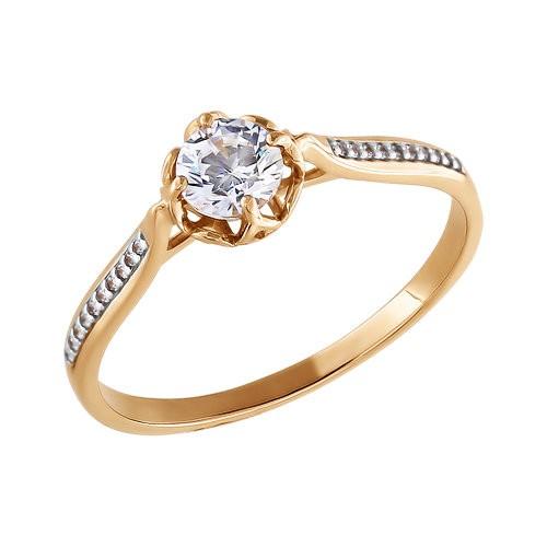 81010099 Золотое кольцо