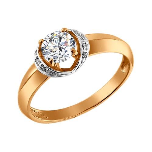 81010031 Золотое кольцо