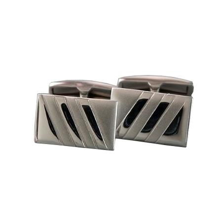 Серебряные запонки арт. 140012 140012