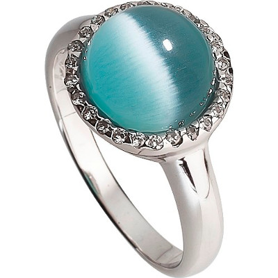 RIC261-20RH Серебряное кольцо