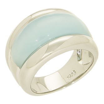 RIC147-15 Серебряное кольцо