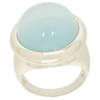 RIC216-15 Серебряное кольцо