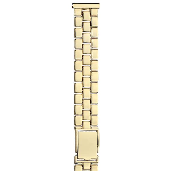 Женский браслет для часов из лимонного золота арт. 68217 68217