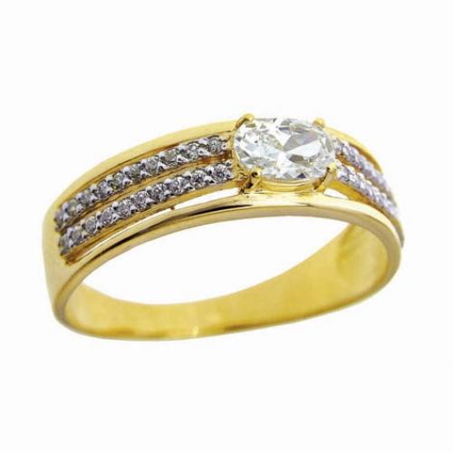 82151SV Золотое кольцо