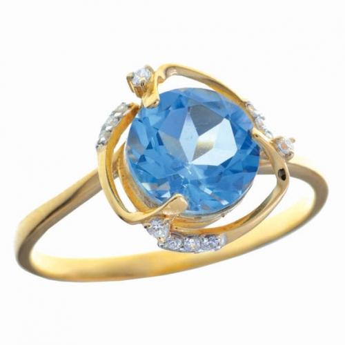 82209Т Золотое кольцо