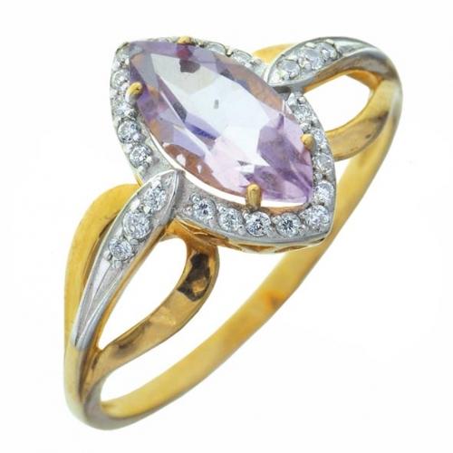 82364SV Золотое кольцо
