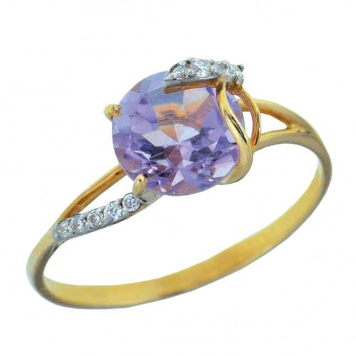 82369SV Золотое кольцо