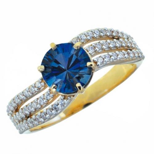 82358SV Золотое кольцо