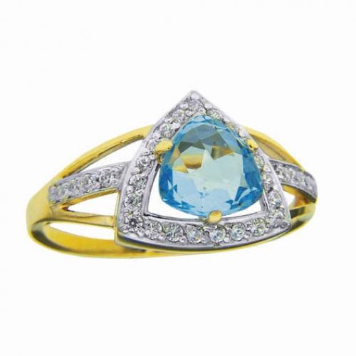 82273SV Золотое кольцо
