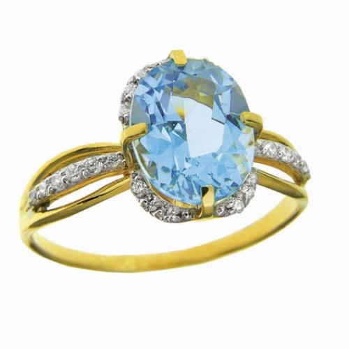 82212SV Золотое кольцо