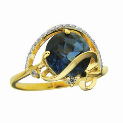 82297SV Золотое кольцо