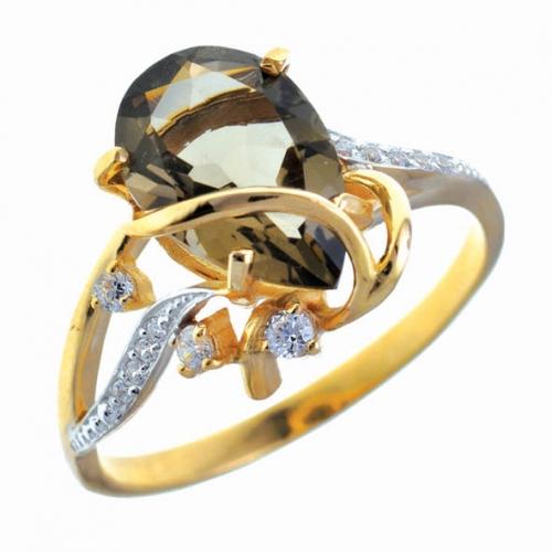 82211ЛТ Золотое кольцо