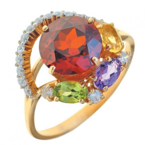 82345КрКв Золотое кольцо