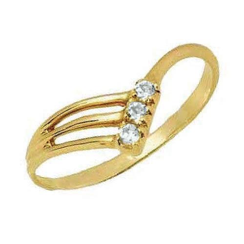 82240А Золотое кольцо
