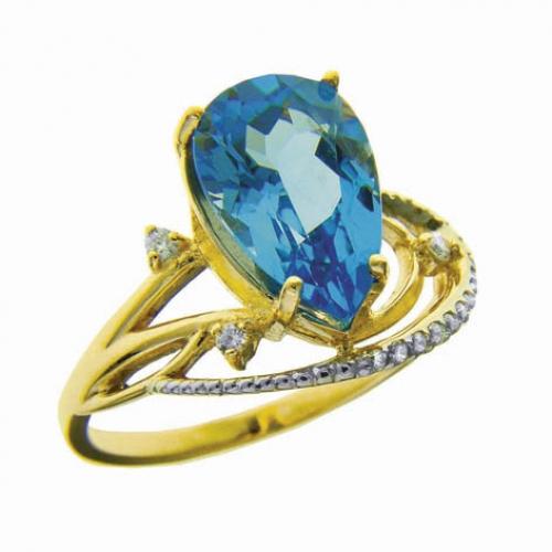 82292А Золотое кольцо