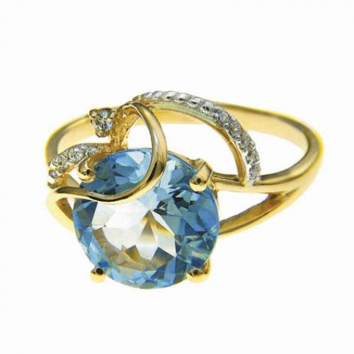 82284Р Золотое кольцо