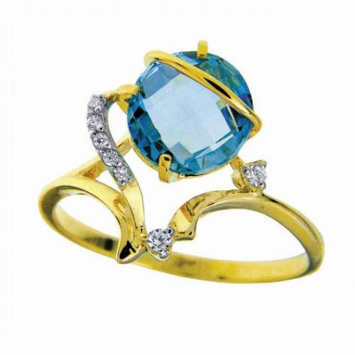82206Гр Золотое кольцо