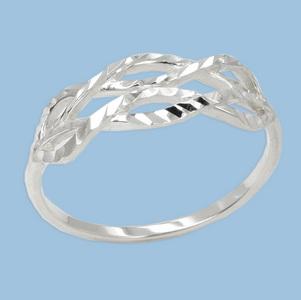 02011000-6 Серебряное кольцо